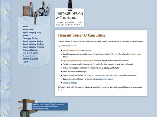Thierauf Design and Consulting