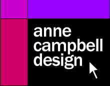 Anne Campbell Design: Web design and logo design in the Pioneer Valley of western Massachusetts.
