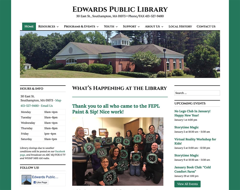 Edwards Public Library