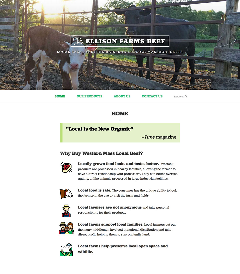 Ellison Farms Beef